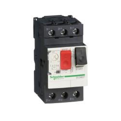 Guardamotor schneider gv2me08 magnetico termico 3p 2,5/4...