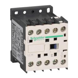 Minicontactor schneider tripolar 6a 1na bob.220v 50/60hz