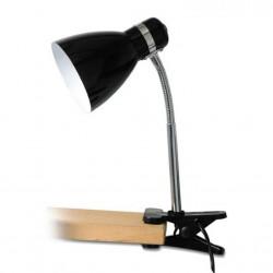 Lámpara de escritorio candil tipo pinza flexible e27 40w...