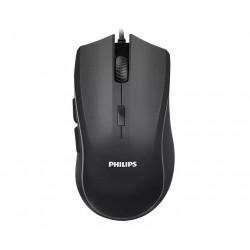 Mouse gamer philips spk9403b 7 teclas 4000 dpi